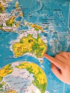australia map3