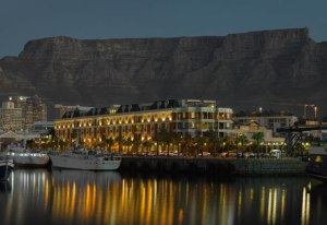 Cape Grace Hotel, Cape Town