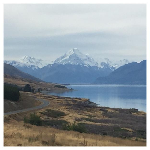 Aoraki/Mount Cook, South Island, New Zealand